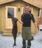 Butt 14 kg Aldersund Brygge