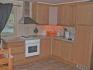 Küche in den Ferienhäusern 1 + 2