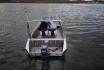 Angelboot hinten