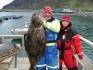 Anglerglück in Årviksand