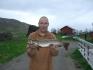 Süßwasserangeln in Årviksand