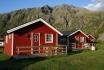 Årikvsand Kystferie: Cottages von außen