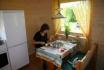 Årikvsand Kystferie: Cottage mit Essbereich