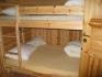 Familienstockbett im Ferienhaus Bergfjord