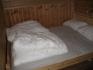 Schlafzimmer im Ferienhaus in Bergfjord