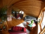Wohnzimmer Appartement Loppa