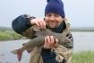 Angler hat gut lachen