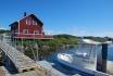 Ferienhaus Blomsø Fiskeferie
