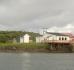 de hvite Hus in Blomsø Fiskeferie
