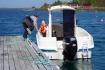 Blomsø Fiskeferie Norwegen Angelboot