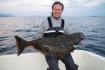 Heilbuttfischen in Norwegen
