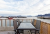 toller Ausblick auf den Fjord