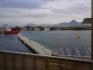 alle Angelboote sind beim Angeln