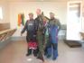 Stolze Angler in Bolga Brygge