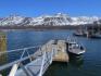 Angelboote in Lenangen Nordnorwegen