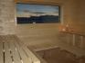 schöne Sauna in Buvik