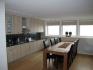 Dåfjord Ferienappartement große Küche mit Esstisch