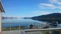 Dåfjord Ferienappartement Blick auf das Meer
