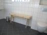 Dønna Kystferie Seehaus 1: Badezimmer