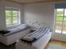 Dønna Kystferie Seehaus 1: Schlafzimmer