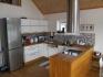 Dønna Kystferie Seehaus 1: offene Wohnküche mit top Standard