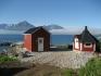 Grillhütte Dyrøy