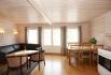 Efjord Sjøhus Ferienhaus 1-2: offene Wohnküche