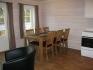 Efjord Sjøhus Ferienhaus 3: Essbereich und offene Wohnküche
