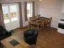 Efjord Sjøhus Ferienhaus 3: Blick auf den Eßbereich