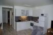 Eidet Havfiske Appartement 1: offener Essbereich und Küche