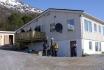 Eidet Havfiske Appartement 2: die Ferienappartements von außen