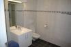 Eidet Havfiske Appartement 2: Badezimmer