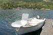 GFK Angelboot mit Steuerstand