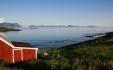 fantastische Natur in der Region Harstad - Elgsnes Gard