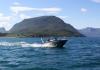 Boote im Heilbuttmekka Topsundet