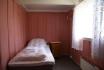 Schlafzimmer mit einem Einzelbett