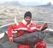 Heilbutt 48 Pfund Elgsnes Gard