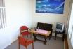 Fagervika Ferienappartement Nr. 2: Sitzbereich