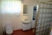 Fagervika Ferienappartement Nr. 2: Badezimmer