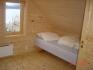 Foldvik Brygge Schlafzimmer mit Einzelbetten