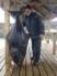 60kg Heilbutt aus Frovåg in Senja