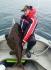 Butt im Boot Frovag Havfiske