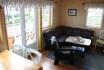 Gardsøya Ferienhaus Nr. 1: Wohnzimmer mit Couchecke