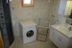 Gardsøya Ferienhaus Nr. 3: Badezimmer mit Waschmaschine