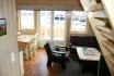 Gardsøya Ferienhaus Nr. 4: Wohnbereich für Norwegenangler