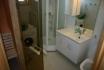 Gardsøya Ferienhaus Nr. 4: Badezimmer und Sauna