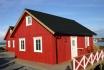 Gardsøya Ferienhaus Nr. 5: Ferienhaus Außenansicht