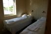 Gardsøya Ferienhaus Nr. 6: Schlafzimmer mit Einzelbetten