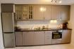 Rotsund Seafishing großes Appartement: große Küche