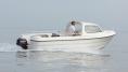 """GFK Angelboot Hansvik """"Tuna"""" mit 22 Fuss"""